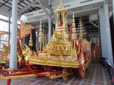 年代を追って見る Thai の芸術史・・『 BANGKOK 国立博物館 』(28の11)