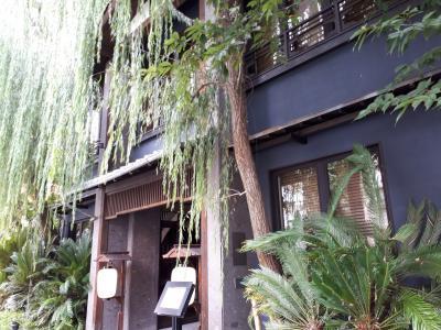 名古屋の老舗料亭で大人ランチ