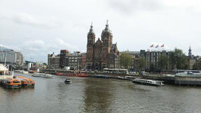 海外一人旅第13段はオランダ田舎町をお散歩(総集編)