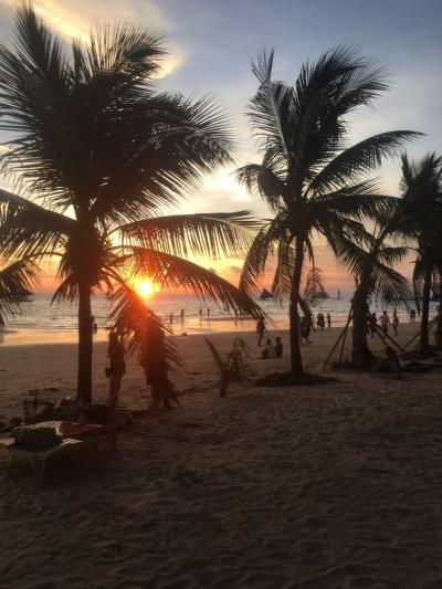 ボラカイ島&マニラ旅行記 その1