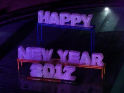 2017Happy New Year!スリランカ6泊8日(4日目:キャンディで年越し)