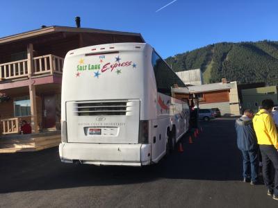 アメリカ西部国立公園巡り7(移動日トラブルです)
