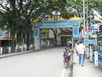 2017年8月 タイ・チェンマイ 3日目 タチレク(ミャンマー)