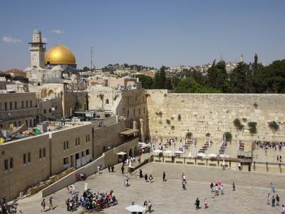 イスラエル リハビリと観光の旅 10 旧市街観光