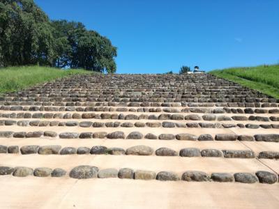 '17 宮城100名城めぐり2 日本100名城&日本三大史跡の多賀城跡と周辺散策
