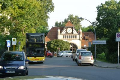 Berlin Grunewald17番線