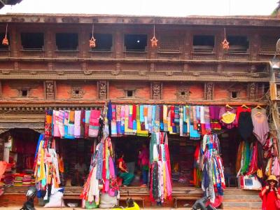 【震災後2年】ネパール一人旅 旅行記③ 『美の都』パタンの下町風情