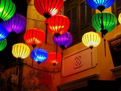 ベトナム3泊4日の旅(3)ホイアン/ランタンの灯る夜の街