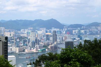 2017年の夏休みはビジネスクラスで行く香港の旅 Part2