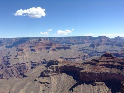夏タビ、★アメリカ西部の大自然に感動~★ ~⑤絶景のグランドキャニオンへ♪