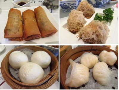 香港★週末食記 ~芽荘越式料理Nha Trang Vietnamese Restaurant・潮江春Chiuchow Garden Restaurant・MouMouClub~