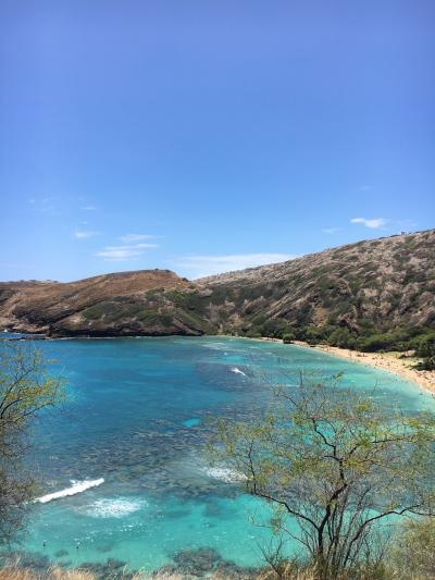 10th  anniversary Hawaii 4日目ダイヤモンドヘッドとハナウマ湾は今日も良い天気の巻