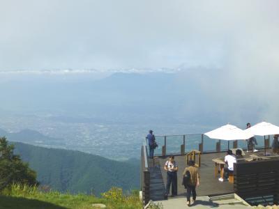 志賀高原から小布施へ・・北信州の風景にまったり・・♪