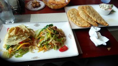 モンゴル 食べ物編 良い季節に行きました