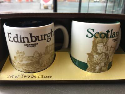 初めてのスコットランド・どきどき日記①エディンバラ到着篇