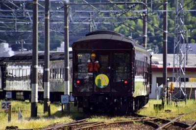 """""""新型の旧型客車""""35系客車が遂にデビューした「SLやまぐち号」に乗って(前編)"""