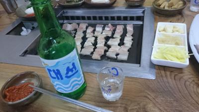 釜山、浦項、慶州、食べた物等