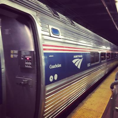[NY2]アメリカ自然史博物館&AmtrakでAlbanyへ