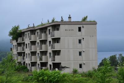 2000年有珠山噴火時の災害遺構が伝える教訓(北海道洞爺湖町)
