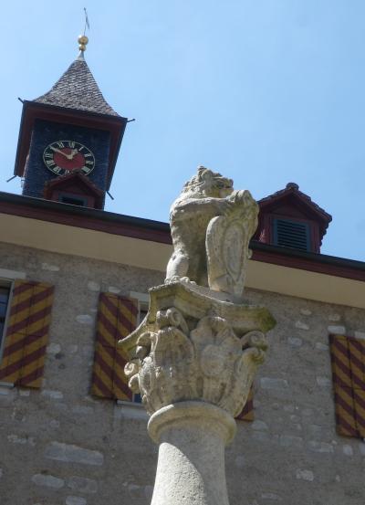 スイスあの城この城15 キーブルク城/Schloss Kyburg