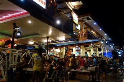 駐在のついでに 【その50】 フィリピン遠征⑬ エルニド2日目、夜の街歩き!