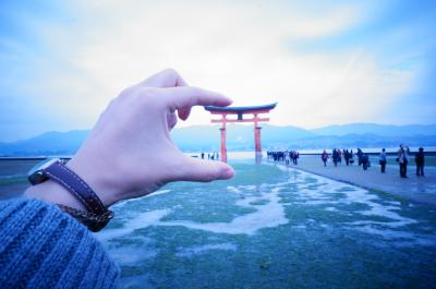 また来た!3度目の宮島と京都旅行(2)