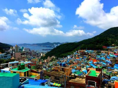福岡発フェリーで2泊3日 Busan旅行
