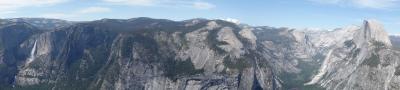 アメリカ西部国立公園巡り 10(ヨセミテ国立公園)