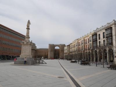 2017年3月 スペイン旅行記③ 世界遺産 アビラ その1