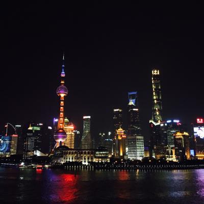 大都会の上海へ初上陸!週末で行く上海への旅【JWマリオット】