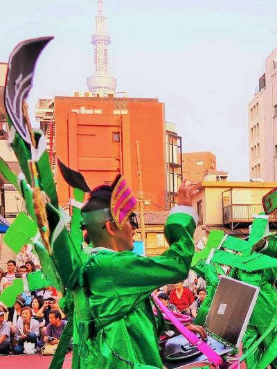 浅草サンバ36-31 S1(7) エスコーラ・ヂ・サンバ・サウーヂ B《横浜市》☆〔時間≪今を最高に楽しもう!〕