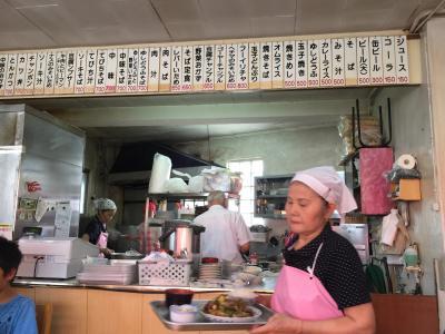 沖縄本島を名護までドライブ