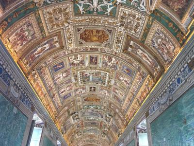 イタリアローマ_バチカン市国その1_新婚旅行♡3