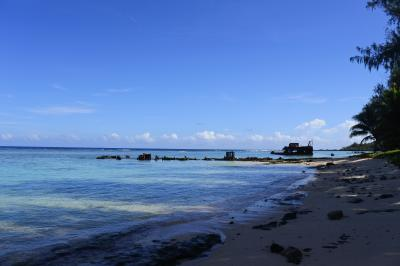 3日でロタ島*久々にダイビング*乗り継ぎグアム