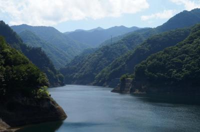 御巣鷹の尾根&南相木ダム・上野ダムを往く
