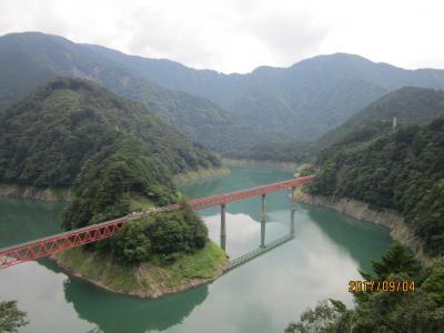 SLの旅 ~奥大井湖上駅と夢の吊り橋~