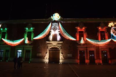 巡るMexico Aguascalientes (独立記念日)