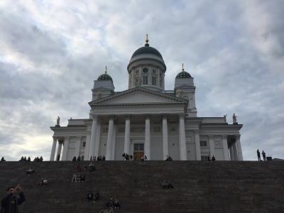 フィンランド夏旅1