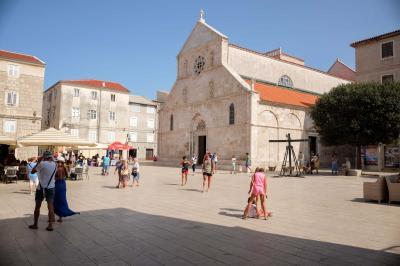 クロアチアに行ってきました4(パグ島)