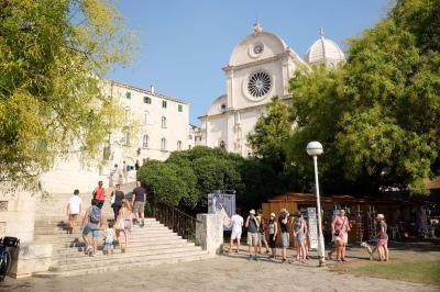 クロアチアに行ってきました5(シベニク)