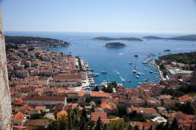 クロアチアに行ってきました8(フヴァル島)