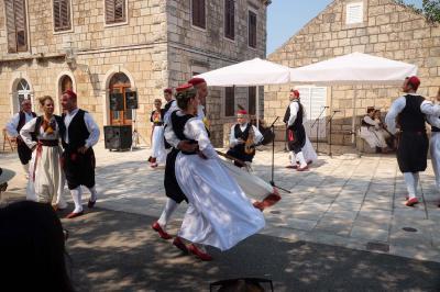 クロアチアに行ってきました11(CILIPIの民族舞踊と民族博物館)