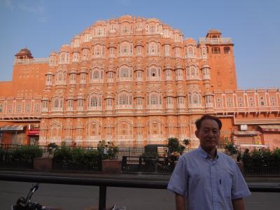 初めてのインド その3(ジャイプール観光)