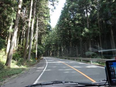 車中泊の練習、道の駅に泊まってみよう(その5)懐かしの鳳来寺、命がけの乳岩峡