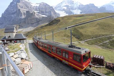 2017 スイス名物列車で巡るヨーロッパ・アルプス4大名峰 (4)