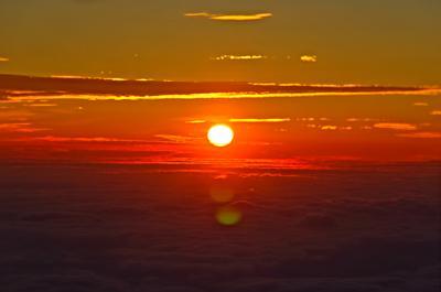初登山で富士山にチャレンジ! 後編