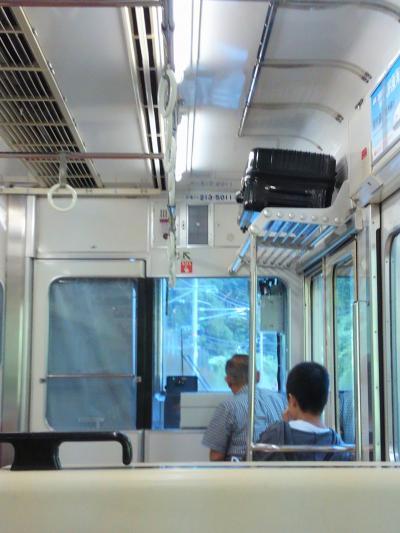 飯田線完全乗車ならず?
