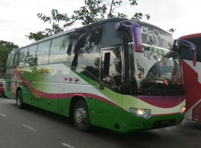 第46回海外放浪/アジア6カ国周遊2017夏・その7.特急バスでマレーシア縦断!マレー半島南端都市ジョホールバルへ。