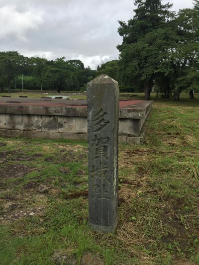 仙台旅行 2日目(多賀城・松島)