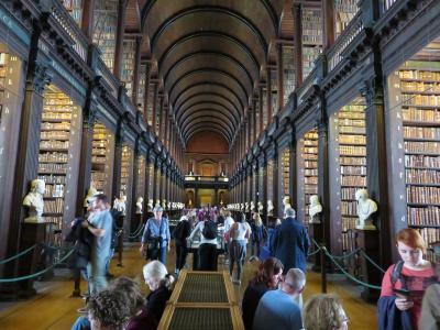アイルランドの旅(1) ダブリン